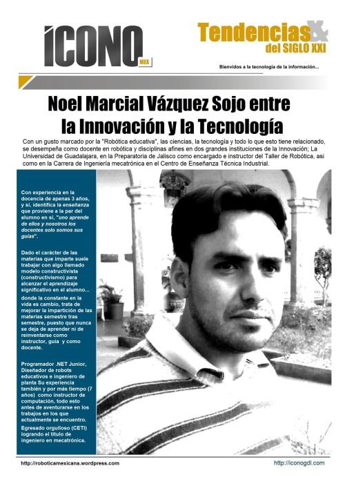 003 30 03 2013 Noel Marcial Vázquez
